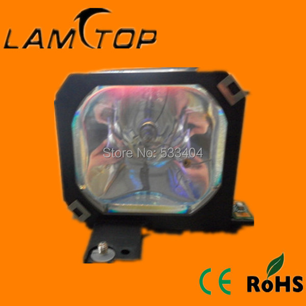 FREE SHIPPING  LAMTOP  compatible  lamp with housing  fit for  EMP 300 free shipping lamtop uhe 132w compatible lamp with housing for emp tw10 emp tw10h