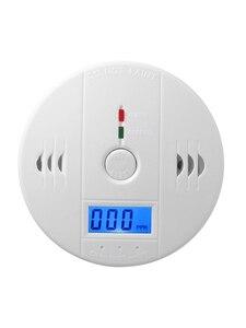 Image 5 - 85dB LCD CO Sensor Carbon Monoxide Poisioning Detector Carbon Monoxide Alarm Detector