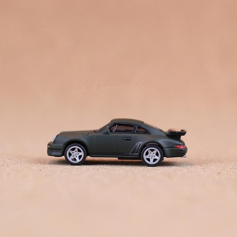 Äkta Original RUF Collectible Super Alloy Draga Back Car1: 72 Bilar - Bilar och fordon - Foto 4