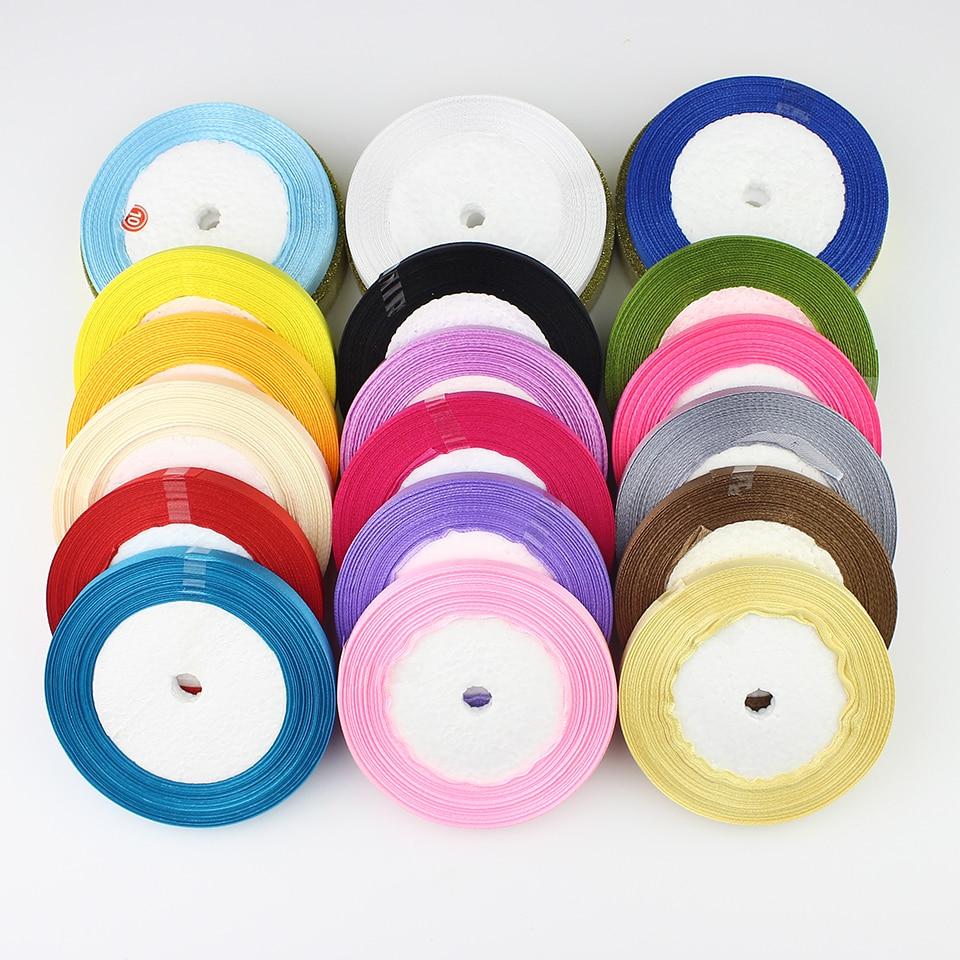 атласные ленты для рукоделия купить