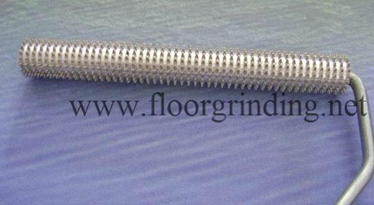 NCCTEC Aluminum Metal Spike Roller 8'' 200mm