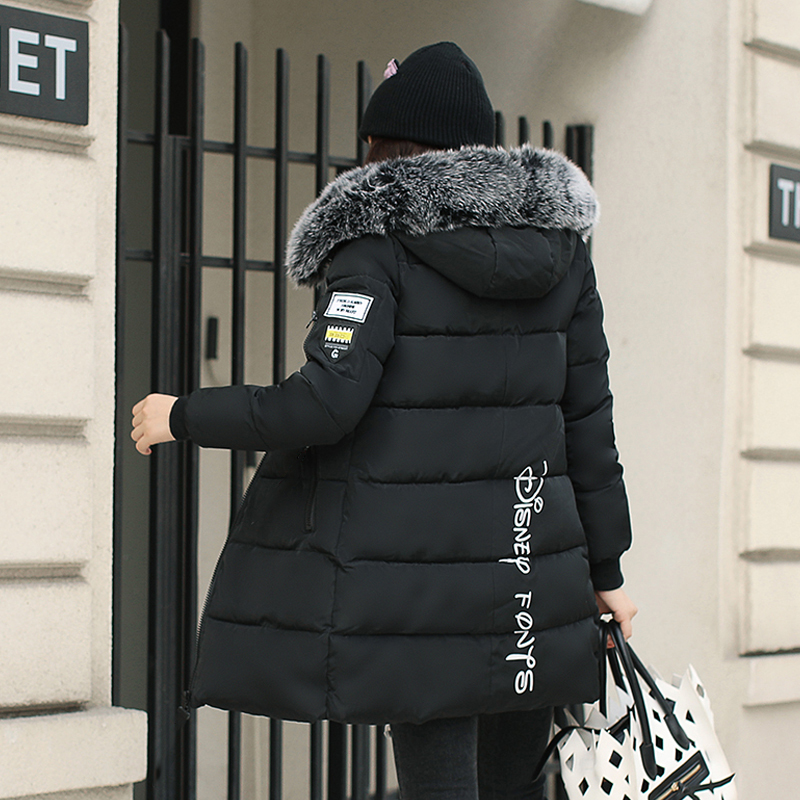 size cotton jacket thick