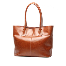 New arrival Designer genuine leather women Handbags  Fashion shoulder bags female High Quality first layer Leather bags for wome