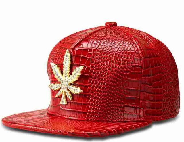 Red Black snapback hat 5c64fe6f2ba34