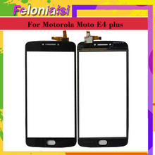 10pcs/lot 5.5 For Motorola Moto E4 Plus XT1773 XT1771 LCD Touch Screen Digitizer Sensor Outer Glass Lens Panel Replacement 10pcs for motorola moto c xt1750 xt1755 moto c plus xt1721 xt1723 xt1724 touch screen digitizer sensor outer glass lens panel