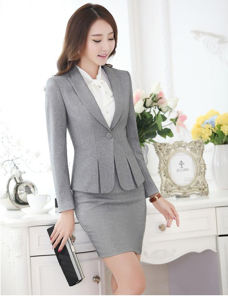 Կանացի Plus չափի շալվար կոստյում Սև - Կանացի հագուստ - Լուսանկար 5