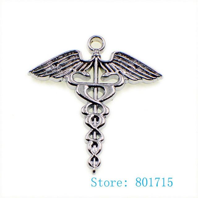 Aliexpress Buy 10pcs Big Size Medical Symbols Hang Pendant