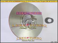 Cartucho De Turbo Chra Núcleo KP35 54359880007 54359880001 07 Para Ford Fiesta Para Peugeot 206 Citroen C3 Para Mazda 2 DV4TD 1.4L HDi|core 2|core 7|core 1 -