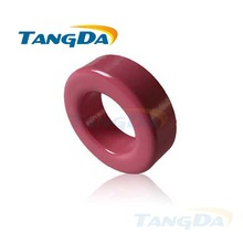 Tangda Iron powder cores T157-0 OD*ID*HT 40*24*15 mm 2.5nH/N2 1uo Iron dust core Ferrite Toroid Core Coating brown