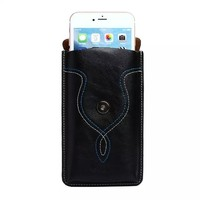 Cover For DOOGEE Homtom HT6 Case Flip Leather Belt Clip Pouch Mobile Phone Cases For DOOGEE