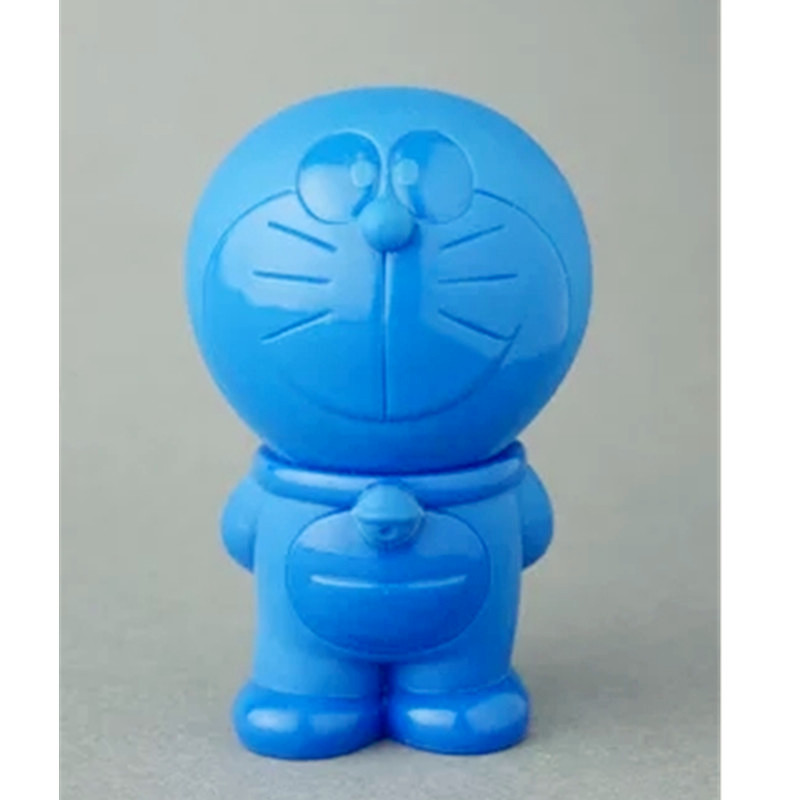 OriginalFake Medicom Toy KAWS Street Art Mini Doraemon Machine Cat PVC Action Figure Model Toy G1269 102cm street art medicom toy dissection super mario cosplay kaws pvc action figure collection model toy g1203