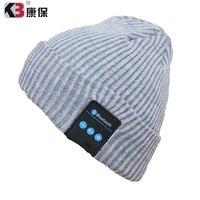 2016 Unisex Winter Beanie Hat Wireless Smart Beanie Hat Bluetooth 4 1 Version Beanie Cap Hat