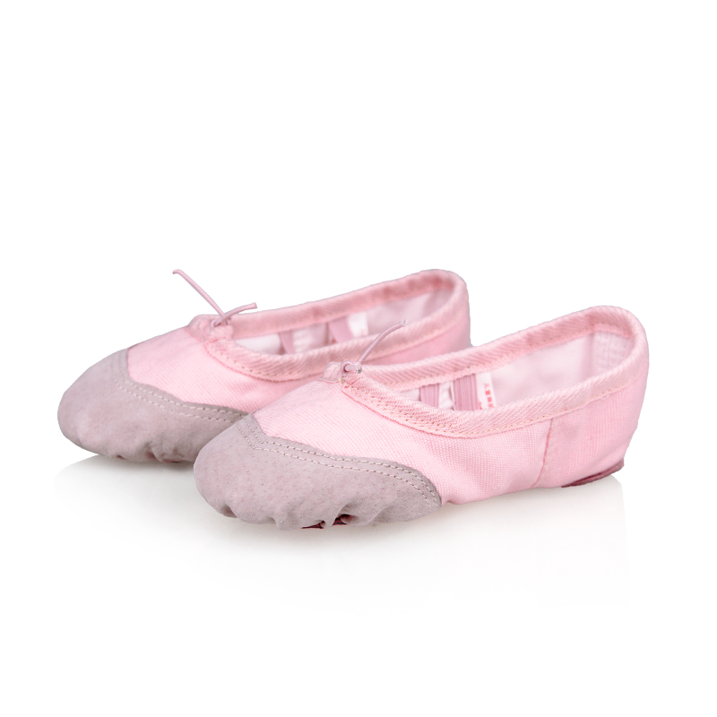 Girls Kids Pointe Shoes Dance Slippers High Quality Ballerina Boys Children Practice Shoes For Ballet 5
