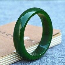 Фотография  Drop Shipping wholesale Green  Bangles Round Stone Bracelet Gift for Women
