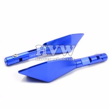 Motorcycle universal CNC motorcycle rearview Side mirror for
