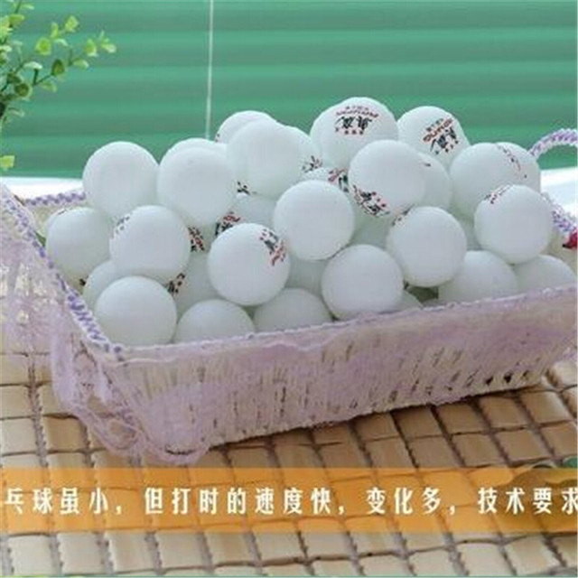 White aoying Nice Big 40mm 3 Stars Best  Table Tennis Balls Training special