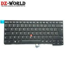 New Original FR French Keyboard for Lenovo Thinkpad T440 T450 T460 T440S T450S L440  France Teclado 04Y0835 04Y0873 00HW887