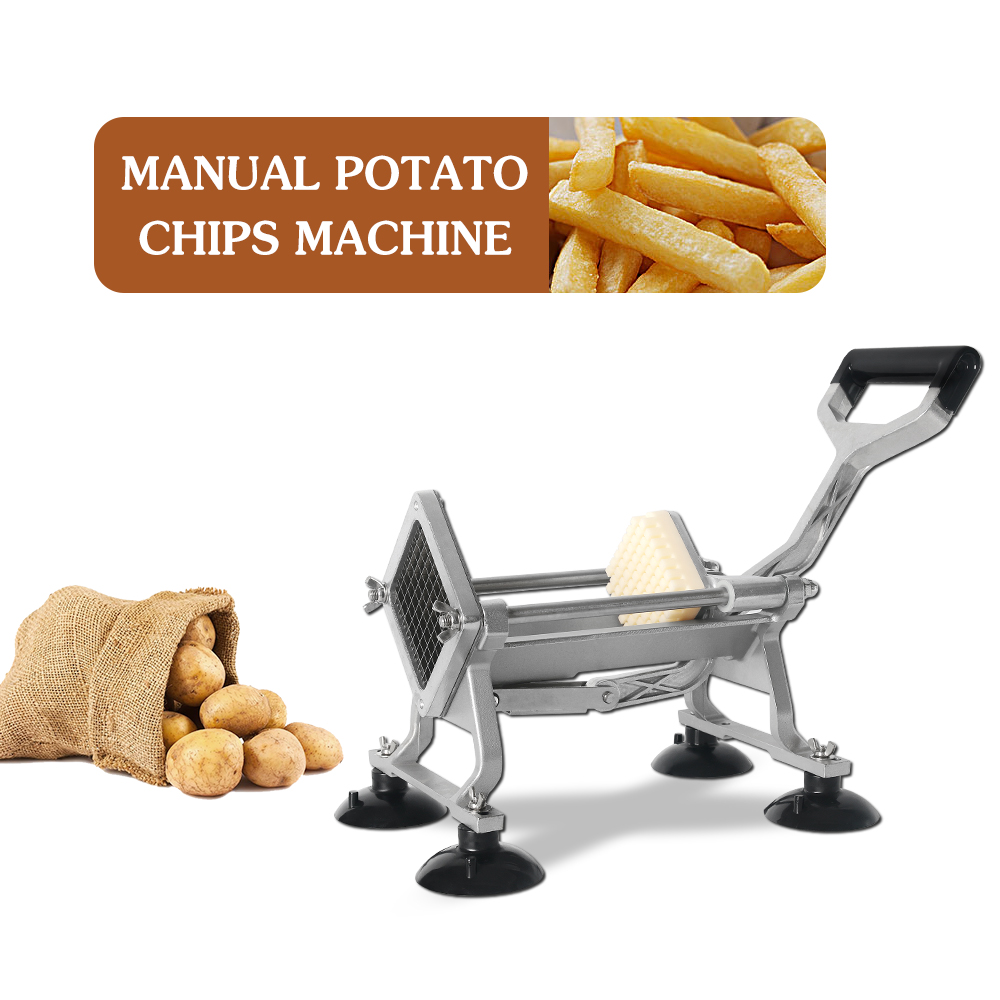 ITOP Commercial Manual Slicer Stainless Steel Potato Cucumber Pumpkin Winter Melon Cutting Machine Kitchen Utensils