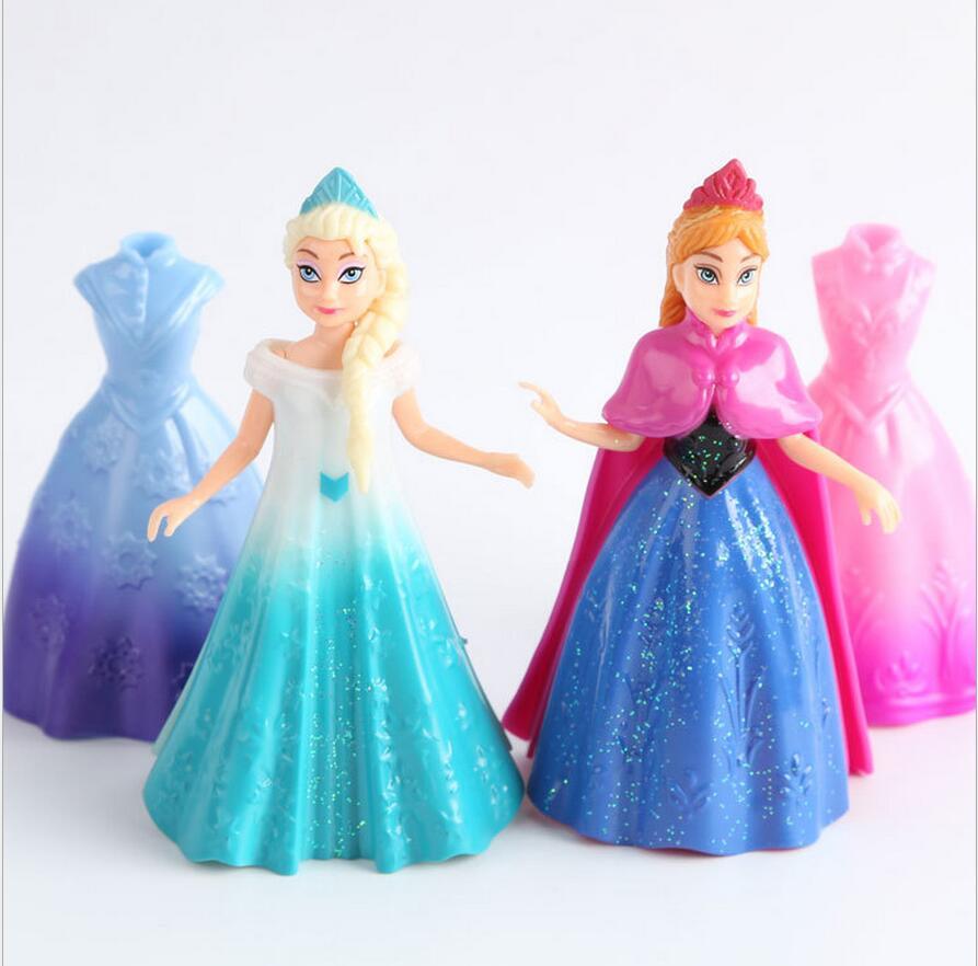 Dress up princess doll - Dressup Dolls