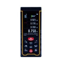 SNDWAY Laser Distance Mete Laser Rangefinder Range Finder Digital Tape USB Color Display Rechargeabel 70M SW