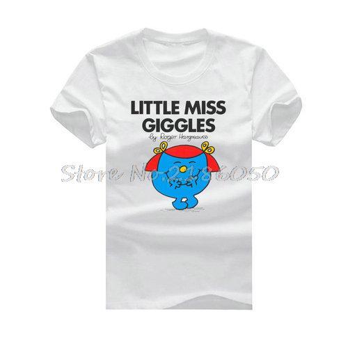 new styles lowest price designer fashion Mr Men Little Miss Chatterbox Man T Shirt Boy Anime T shirt ...