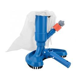 Mini Jet piscina aspiradora objetos flotantes Herramientas de limpieza de succión cabeza estanque fuente de vacío cepillo limpiador