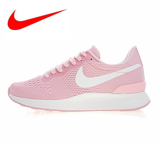 2d56cfc4765 Original NIKE INTERNATIONALIST LT 17 Women's Running Shoes, Pink, Non-slip  Lightweight Wear-resistant Breathable 872087 610
