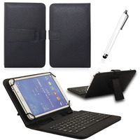 Universal PU Leather Case With Micro USB Keyboard For 10 Inch 10 1 Inch Andriod Tablet