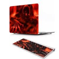 Newest 3D Cool Laptop Bag Case For Macbook Pro 13 Case Air 13 11 Retina 12