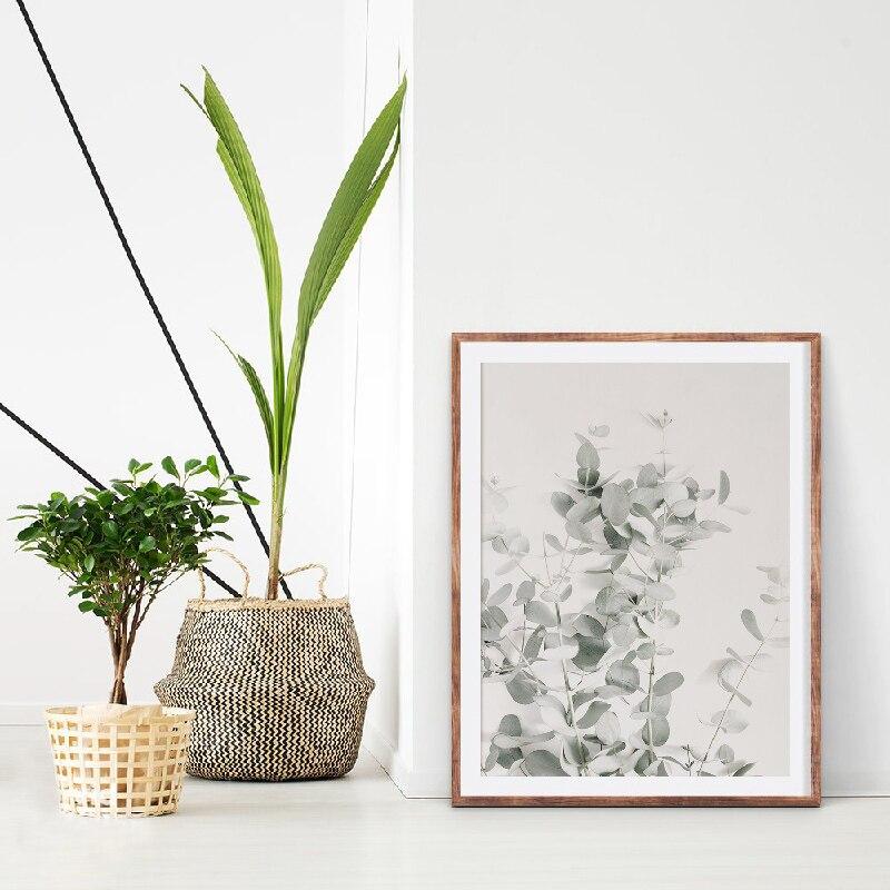 Eucalyptus Wall Art Print Living Room Decor