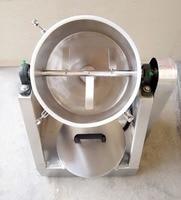 5KG Stainless Steel Mixer 5L Food Mixture 5KG Fruit Mixer 5KG Powder Mixer YG 5KG