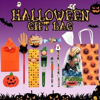 2018 Halloween Gift Stationery Spree Gift Student Creative Cartoon Learning Set Gift School Company Activities With Writing Set
