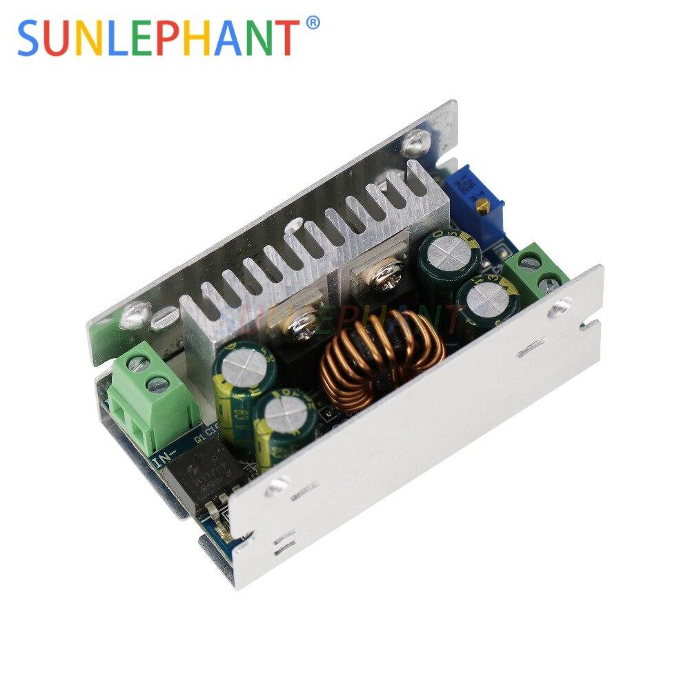 Регулируемый понижающий преобразователь постоянного тока 15 а 200 Вт 60 в, понижающая плата, Регулируемый Модуль напряжения, стабилизированно...