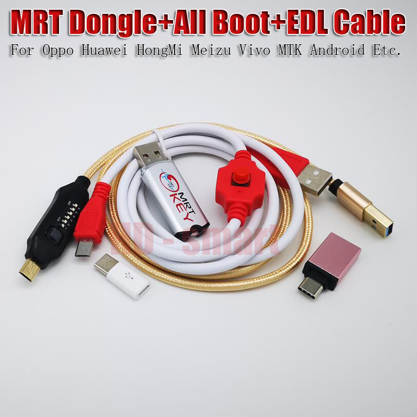 Image 4 - 2019 new version MRT Dongle 2  key + for xiaomi 9008 BL unlock cable + UMF All  boot cable  best configuration-in Communications Parts from Cellphones & Telecommunications