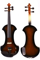 High quality electric violin professional Sound Solid wood Violin Case Bow 4/4 Full Size