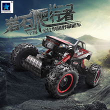 1:14 Power ROCK Crawler Off Road Rock Climbing RC Car Remote Control Vehicles Boys Best Gift