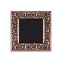 Luxury Zinc alloy frame Emboss style, Space panel wall Socket, Y1 Series