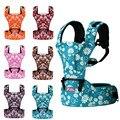 Детские удобная слинг хлопок ремень перевозчик носителей слинг подтяжки классический рюкзак ребенка 3 - 30 месяцев