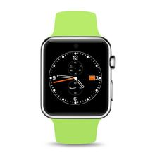 2016 New Smartwatch Mo Bluetooth Smart watch für Apple iPhone & Samsung SW25 Smartwatch Unterstützung Sim-karte