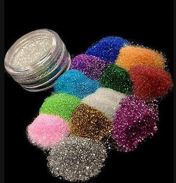 VTE30 Bonne qualité mode NOUVEAU shinning Nail Glitter Poudre arcylic poudre
