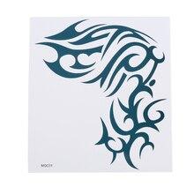 Полосатые геометрические водостойкие тату-наклейки, красивые полосы, логотип, горячая распродажа, тату Цветок на руку, тату-наклейки