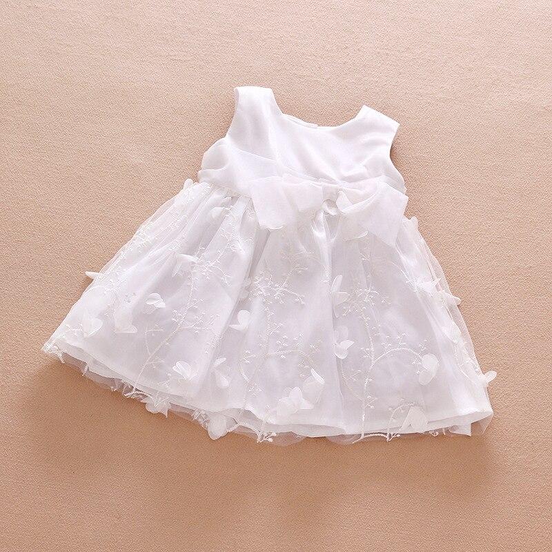 JMS Kasenbely suve beebitüdruk armas printsess kleit varrukateta - Beebiriided - Foto 3