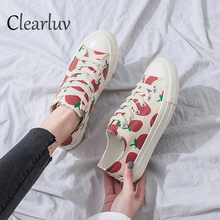 2019 new canvas womens shoes high to help comfortable fashion outdoor students quality sports Wild Sneakers C0795