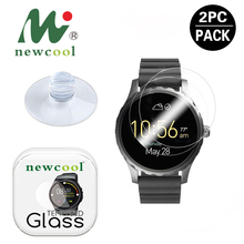 63f87a811a53 NEWCOOL 9H 2.5D Glass film For Casio edifice EFA-133 watch Tempered Glass  Screen