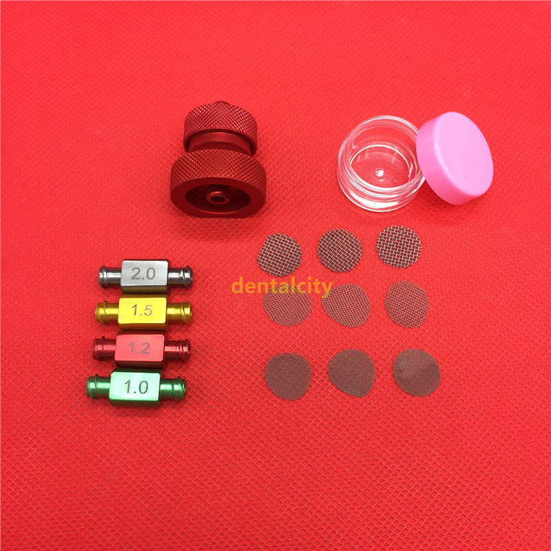1set Cosmetic Tools Titanium Nano Fat Transfer Kit For Liposuction Tools Beauty Tools