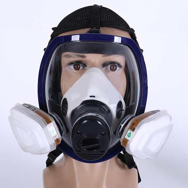 3m pesticide mask
