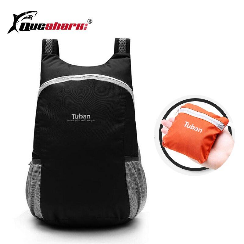 3111ffc9ee Men Women Ultralight Foldable Sport Bag Waterproof Cycling Backpack  Climbing Camping Hiking Travel Shopping Fitness Gym