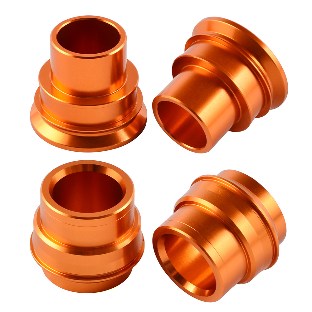 NICECNC Front Rear Wheel Hub Spacers For KTM 125 150 200 250 300 350 400 450 500 EXC EXC-F EXC-W XC-W XCW EXCF 2016 2017 2018NICECNC Front Rear Wheel Hub Spacers For KTM 125 150 200 250 300 350 400 450 500 EXC EXC-F EXC-W XC-W XCW EXCF 2016 2017 2018