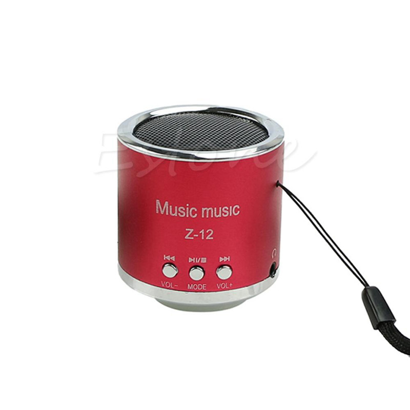 P High Quality NEW Mini Wireless Portable Music FM Radio Speaker USB SD TF Card MP3 Player Computer Speaker portable mini mp3 vibration speaker w fm usb tf remote controller black page 4
