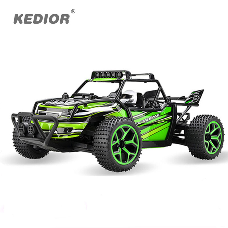 2017 New 1 18 RC Car 4WD Drift Remote Control Car Radio Controlled Machine Highspeed Micro